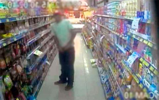 Consequências de furtos em supermercados