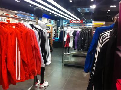 Outlet Adidas Santo Amaro é bom?