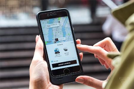 Como funciona a Uber?