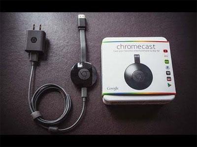 Como funciona o Chromecast
