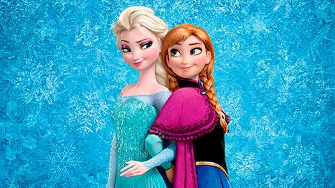 Desenhos para pintar e imprimir do Frozen